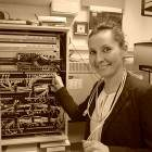 Anka Mastacan – receptionist